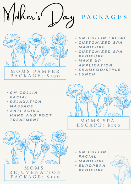 Christina & Co - Mother's Day Packages