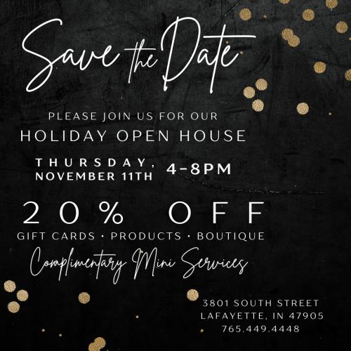 Christina - Holiday Open House